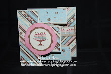 Topstitch Tri-fold Card