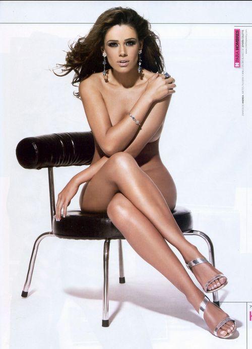 Luz Elena Gonzales, Revista H