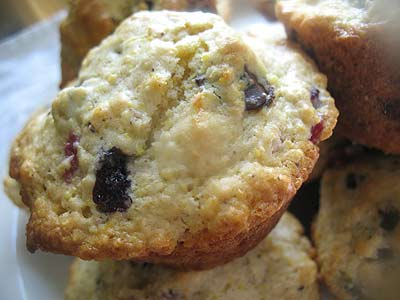 Other muffin recipes from Lisa's Vegetarian Kitchen you are sure to ...