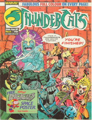 Thundercats 2007 on 30  Thundercats
