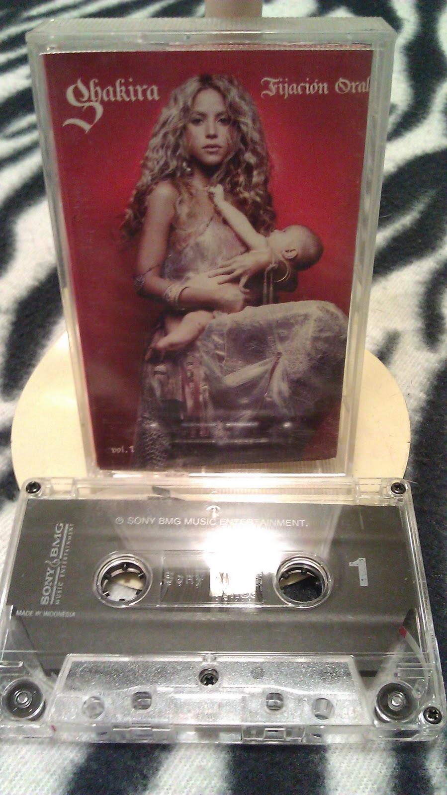 Álbum Shakira - Oral Fixation, Vol 2 - El Ojo