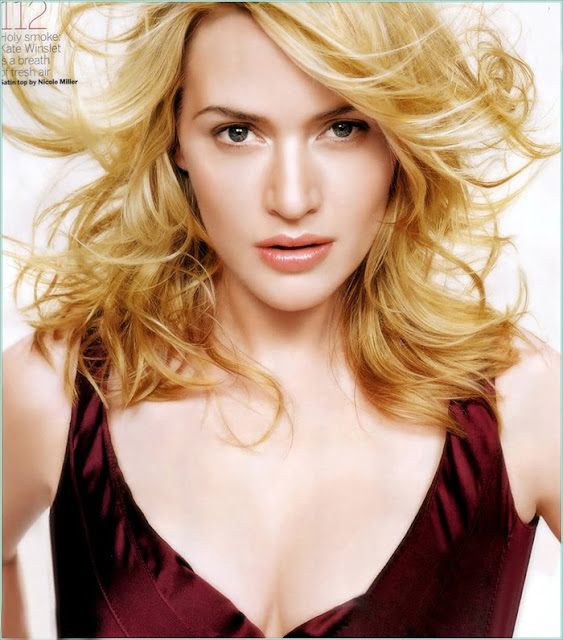 Kate Winslet Haircuts 12