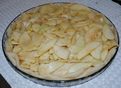 apple pie stuffing