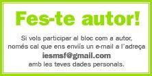 Participa al bloc!