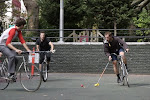 NYC Bicycle Polo