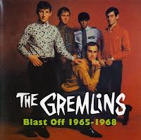 Cover Album of Gremlins - Blast Off (1965-68)