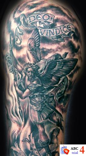 How to get the angel tattoo in gta 5 2014