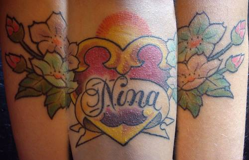 mom heart tattoos. Heart Tattoos