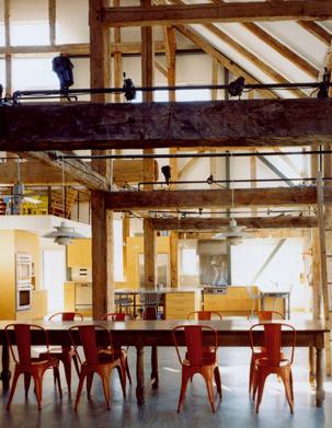Building Green In Vermont Modern Barn Interpretation