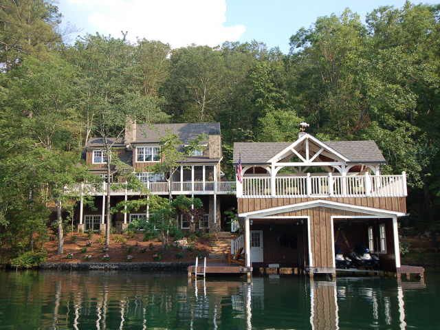 lake rabun lake burton and seed lake real estate price