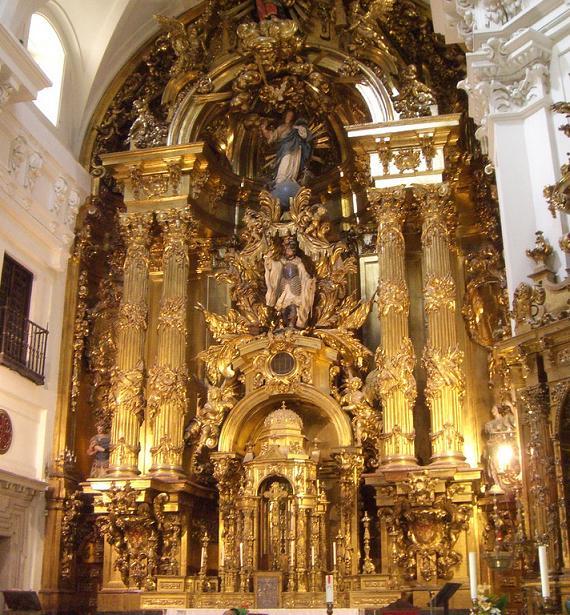 Homo artis el concilio de trento y el arte del barroco for Biblioteca iglesia madrid