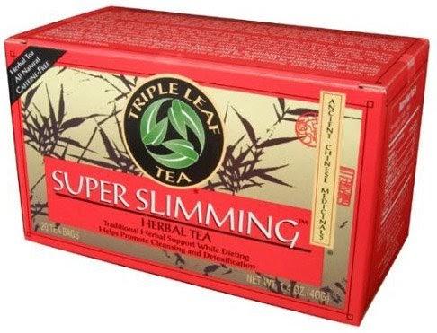 COOL WEIGHT: Triple Leaf Teas - Super Slimming Herbal Tea ...