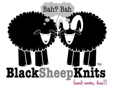 Black Sheep Knits.... and sews, too!