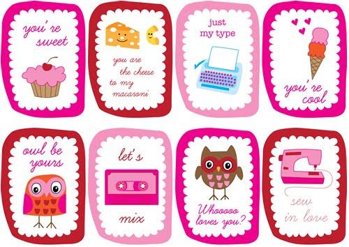 Valentines Day Card RoundUp AllaFiorentina – Print Valentines Day Card