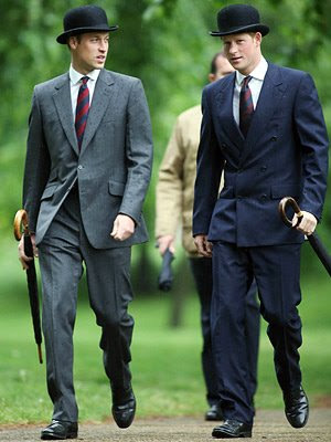 prince william tuxedo. Prince Harry, Prince William