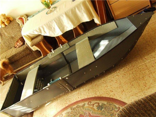 домашние изготовление лодок
