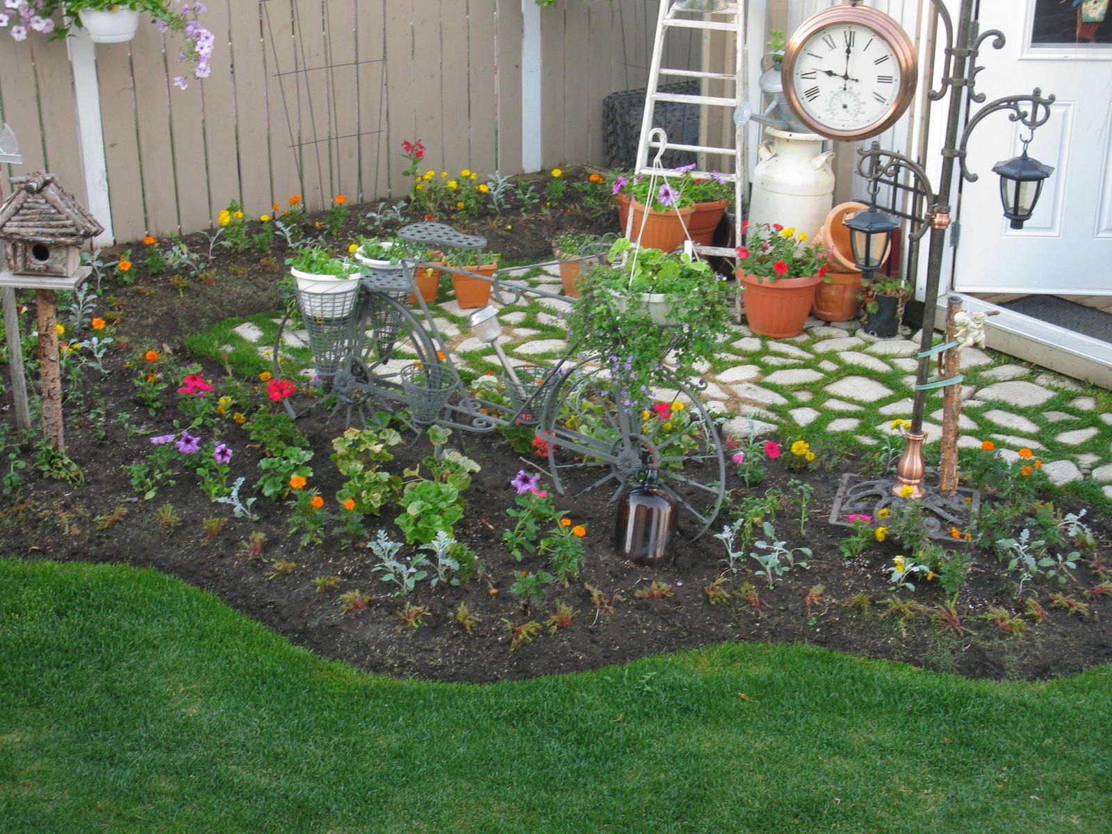 Оформление для сада