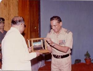 Wg Cdr RD Srivastava