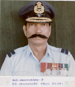 Gp Capt Arun Joshi