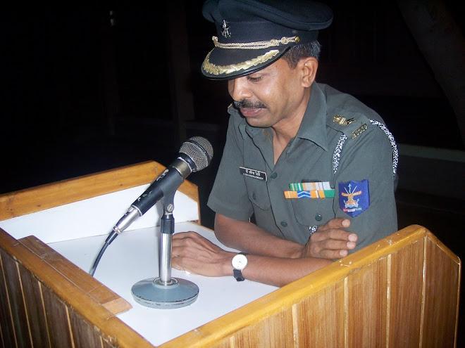 Lt Col C R Ravindra Reddy