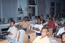 Computer class for Teaching staff in Progress