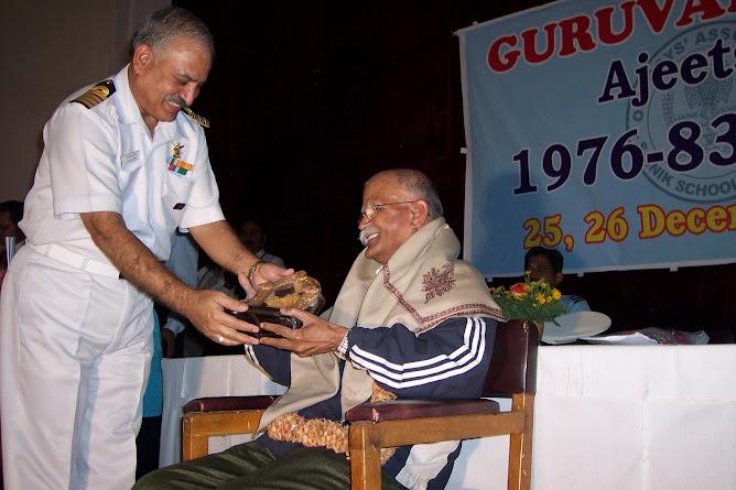 Guruvandana to U V