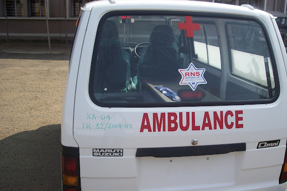Ambulance before registration