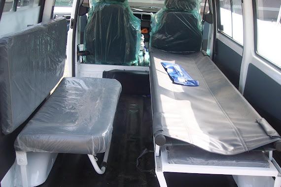 Medical- Emergency care on wheels