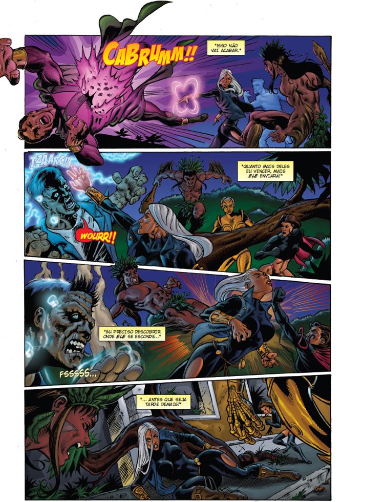 Cabala VS Rude - Pagina 5