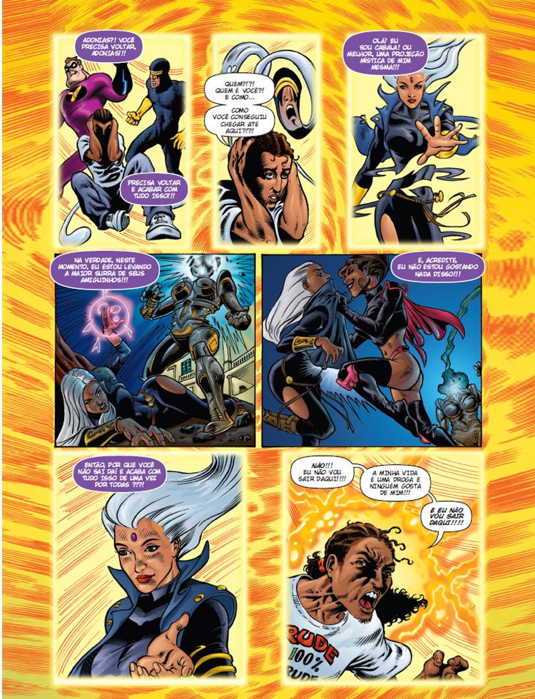 Cabala VS Rude - Pagina 6