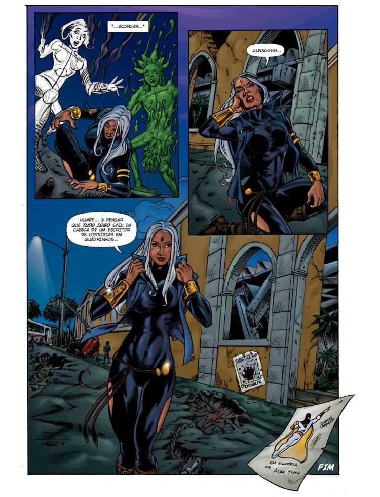 Cabala VS Rude - Pagina 8