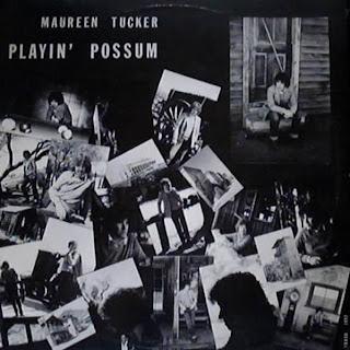 Maureen Tucker Playin Possum