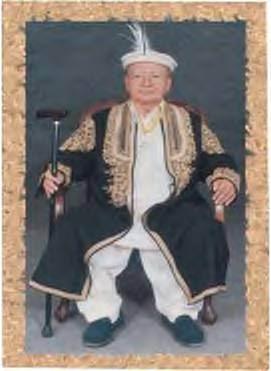 Prof. Dr. Allama Nasir Al-Din (Hub-i 'Ali) Hunzai