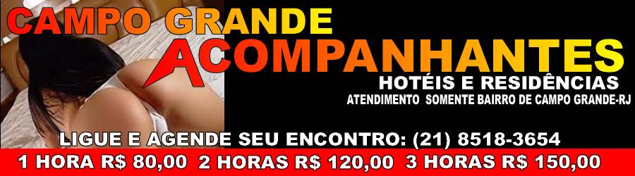 ACOMPANHANTES DE CAMPO GRANDE