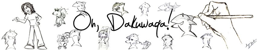 Oh, Dakuwaqa! - The Shark comics and cartoons