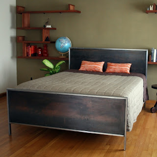 etsy blog, for the home, iron beds, etsy.com