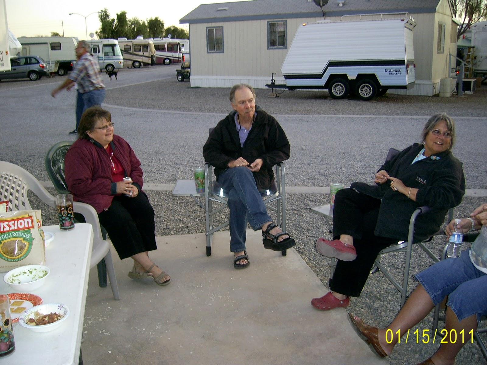 Yuma visit and debbie mike edgett