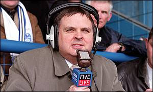 BBC FiveLive Commentator, Alan Green - Tottenham Hotspur Blog News