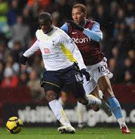 John Carew joining Tottenham Hotspur, THBN