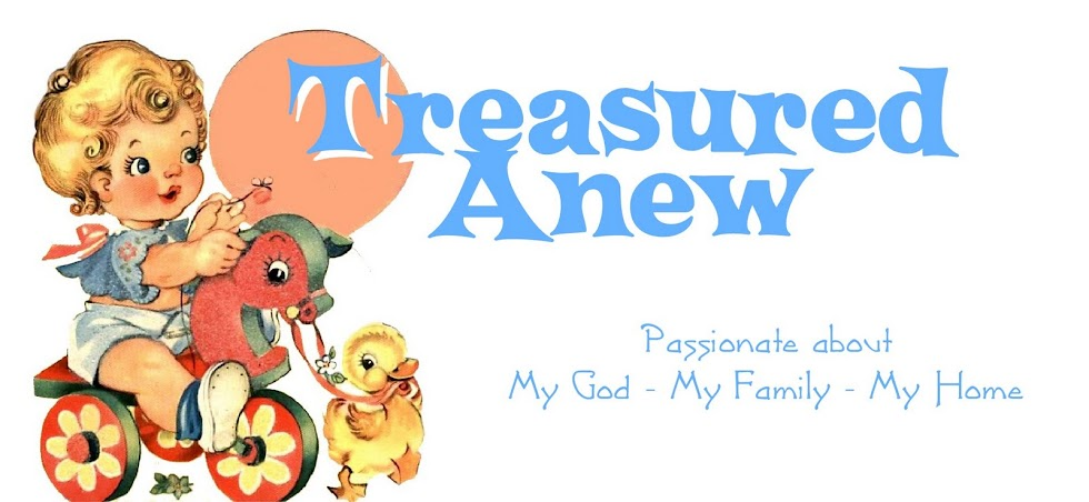 Treasured Anew