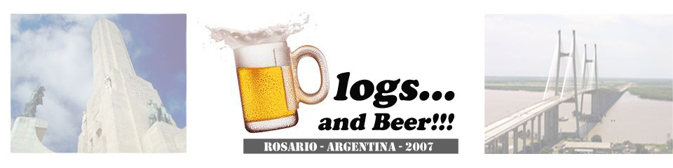 Rosario Blogs and Beer