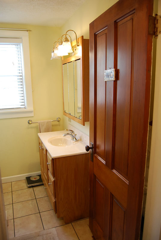 stand and deliver bathroom renovation before tearout pictures
