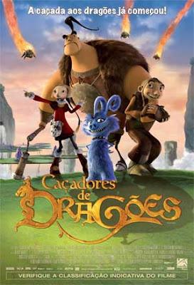 Caçadores de Dragões Dublado