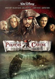 Piratas do Caribe: No Fim do Mundo Dublado