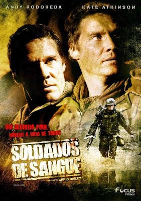 Soldados de Sangue DVDRip XviD & RMVB Dublado