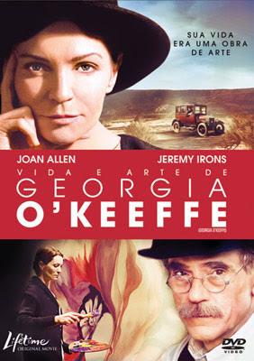 Vida e Arte de Georgia O'Keeffe – Dublado