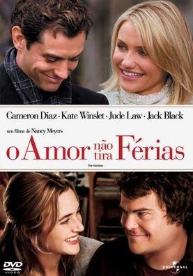 Filme Poster O Amor não tira Férias DVDRip RMVB Dublado