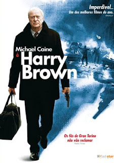 Filme Poster Harry Brown DVDRip Rmvb Legendado