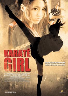 Karatê Girl – Dublado – 2010