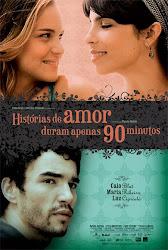 Baixe imagem de Histórias de Amor Duram Apenas 90 Minutos (Nacional)